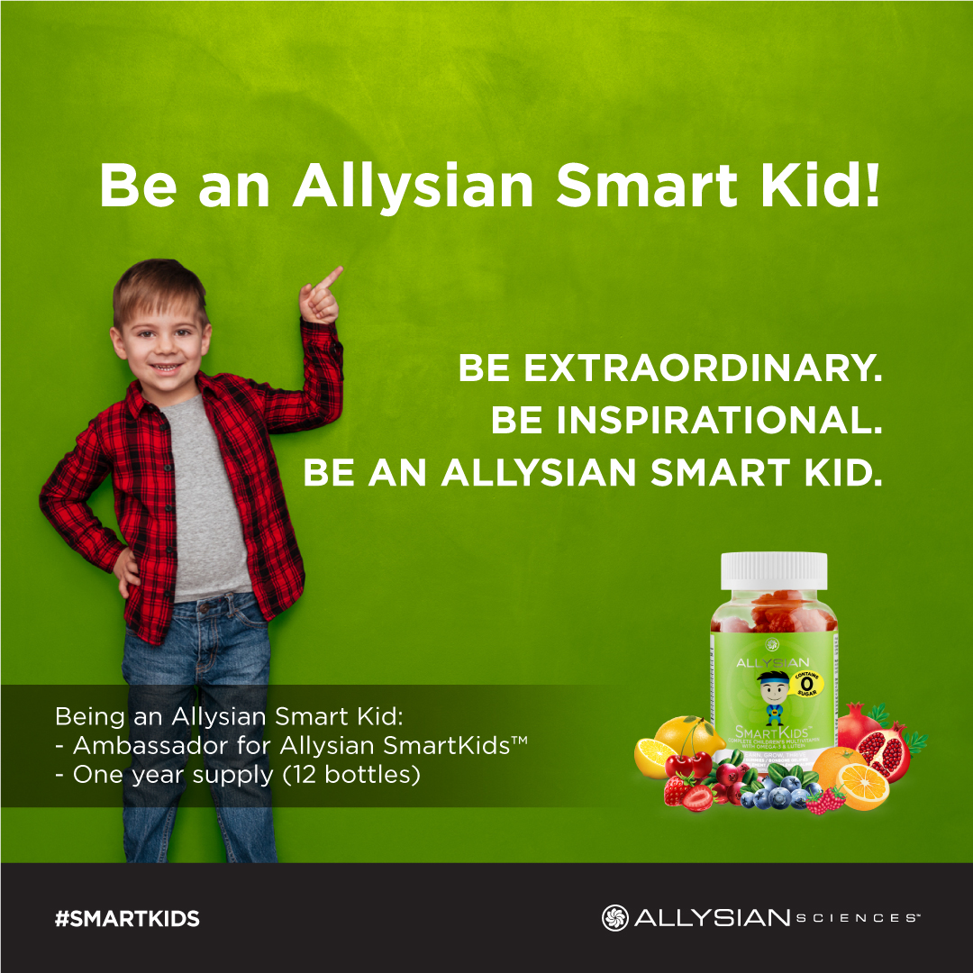 Be an Allysian Smart Kid!